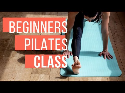 Pilates for beginners 10 min | Abs and Core workout | I can teach ANYONE the Pilates technique ❤️