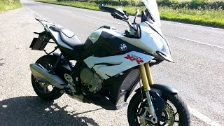 ★ BMW S1000XR 2015 ONBOARD REVIEW ★