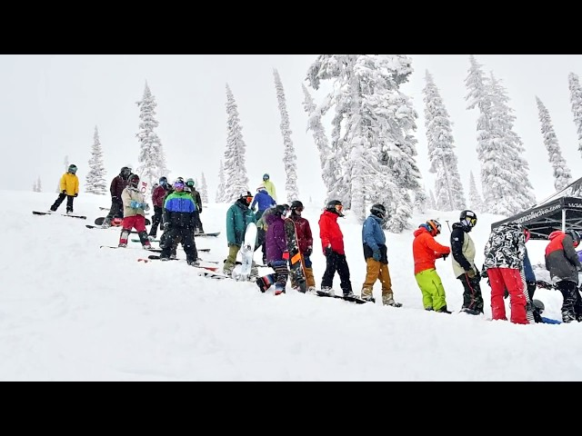 2nd Annual Banked Slalom