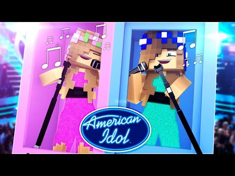 THE LITTLE CARLY DOLL AUDITIONS FOR A TALENT SHOW! wLittle Kelly Minecraft Toystore