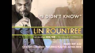 Lin Rountree (Nate Harasim remix ft.Althea Rene  -  I Didn