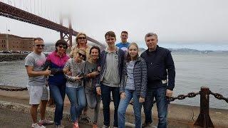 Сан Франциско #1. Голден Гейт, китайский квартал, американские улицы.(Сегодня весь наш день посвящен Сан Франциско. Очень колоритному городу, на севере Калифорнии. Это первая..., 2016-09-14T21:13:17.000Z)