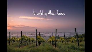 "Cedar United Methodist Church Worship ""Grumbling about Grace"" 10/18/2020"