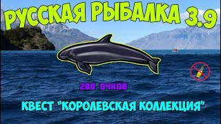 Русская рыбалка 3.9. Касатка малая.