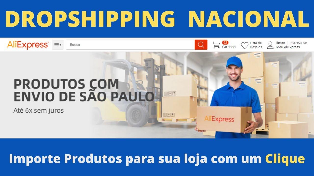 Dropshipping Nacional Fornecedores | Aliexpress | Drop Full | Uberflow Extensão