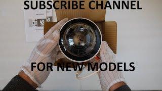 HIKVISION DS-2CD2141G1-IDW1(2.8MM)(D) vidéo
