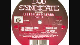 old skool  Dub Syndicate   Work   It  Out