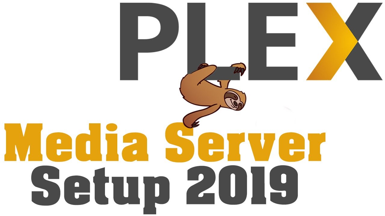 Starting a Plex Media Server 2019 - Building and Sizing a Budget Plex Server
