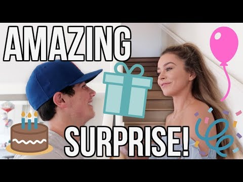 Download Youtube: AMAZING BIRTHDAY SURPRISE!!!