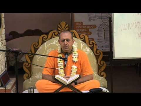 Шримад Бхагаватам 4.20.1-2 - Кришнадас Кавирадж прабху