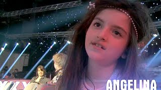 Angelina Jordan - Bang Bang (My Baby Shot Me Down) - Norske Talenter