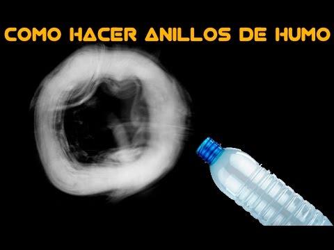 Anillos De Humo Como Hacer Aros De Humo Con Una Botella
