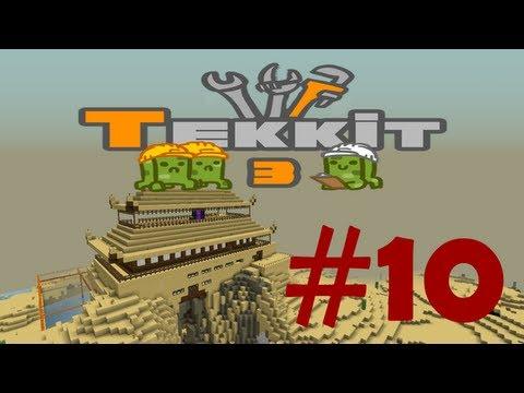 Tekkit # 10 - Norsk HD - refinery