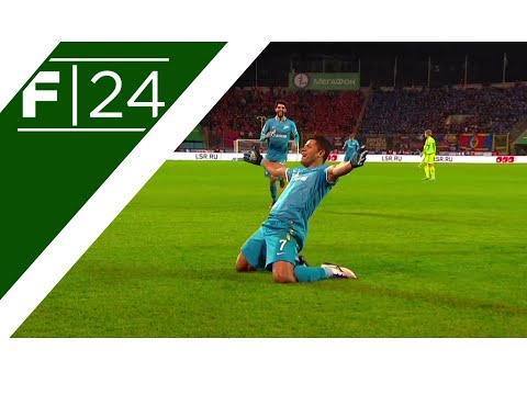 Highlights | Zenit Saint Petersburg 2-0 CSKA Moscow