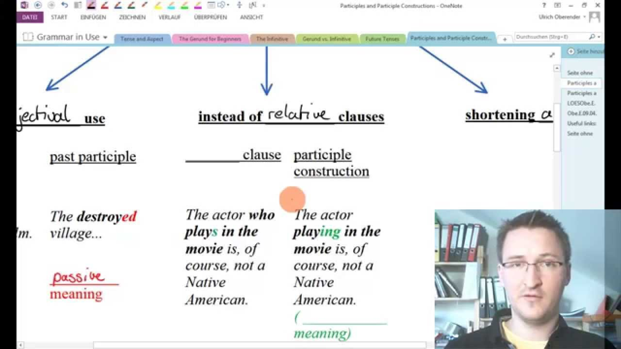 how to use relative clause