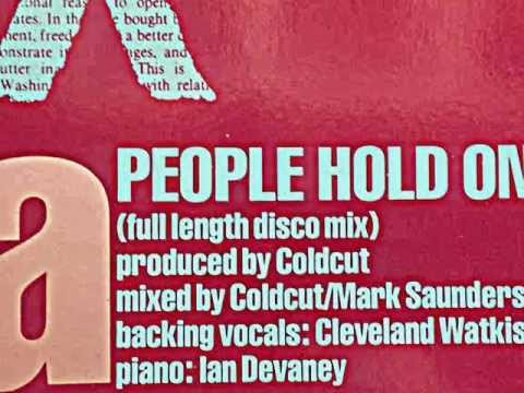 COLDCUT feat. LISA STANSFIELD.