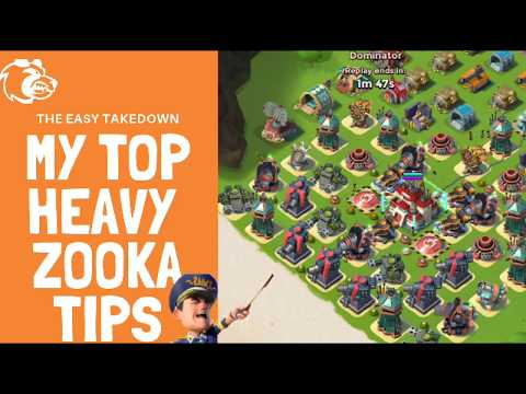 Little Known Ways To Make The Most Out Of Heavy Zooka Everspark
