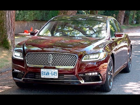 Lincoln Continental Review--GOOD BUT NOT PERFECT