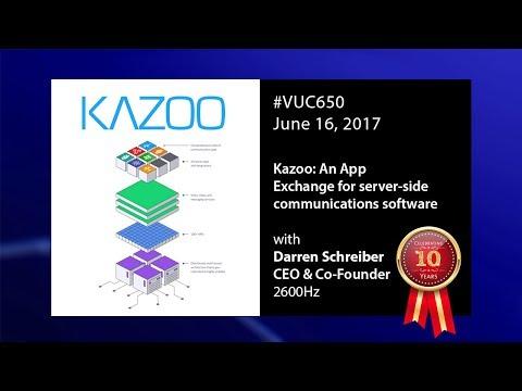VUC650 - 2600hz - Kazoo with Darren Schreiber