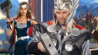 THOR! Song Parody
