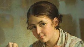 видео Тропинин В. А. Портрет Пушкина Александра Сергеевича. 1827 г.
