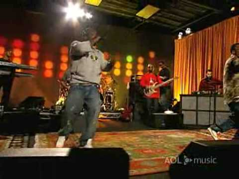 Lupe Fiasco - Kick Push (AOL Sessions)