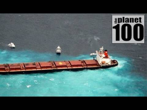 Planet 100: Coal Ship Collision (4/5)