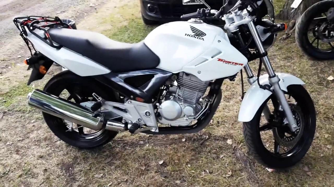Honda CBX 250  la auténtica caza bobos