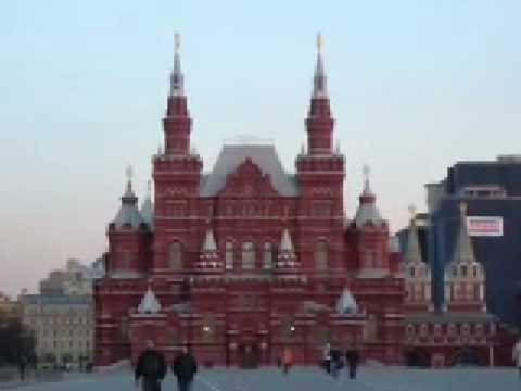 Tour of Russia's Red Square