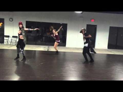 Love myself dance routine Hailee Steinfeld Nova April choreography