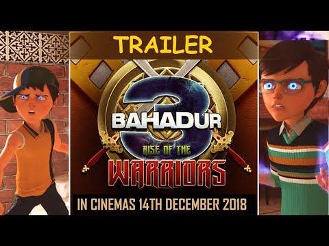 [Trailer] 3 BAHADUR ⚔️ Rise of The Warriors ⚔️    ARY Films 🎬