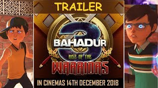[Trailer] 3 BAHADUR ⚔️ Rise of The Warriors ⚔️  | ARY Films 🎬