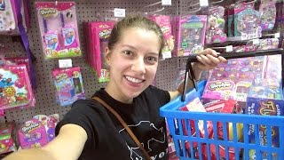 Toy Hunting #32! Chubby Puppies, Shopkins, Bear Surprise, Board Games