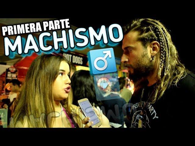 PREGUNTANDO SOBRE MACHISMO PRIMERA PARTE | Feminismo 4.0