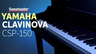 Yamaha Clavinova CSP-150 Digital Piano Review