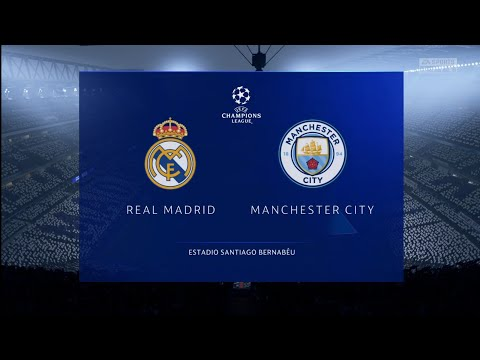 FIFA 20 Predicts: Champions League Round of 16 | Real Madrid vs Manchester City