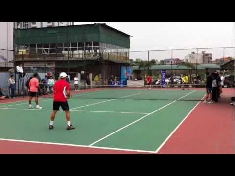 2012 03 Hội SOLO - Trương Quang Vũ&Hoàng Thành Trung vs Chiến Cinema&SilverJack Full Match