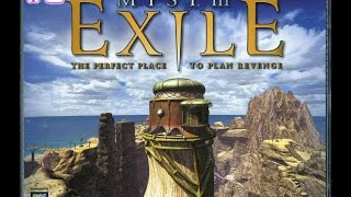 Myst III: Exile Walkthrough [Part 1 - J'nanin Part 1/2]