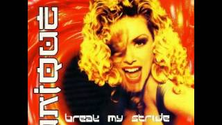 Break My Stride (Single) - Track 3 - Break My Stride (Native Track Version) - Unique II