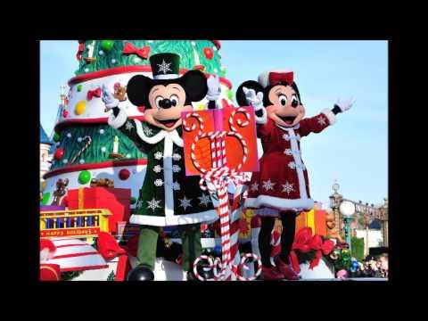 Disneyland Paris Christmas parade song 2016/2017