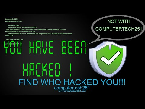 How to find if someone hacked your computer HD