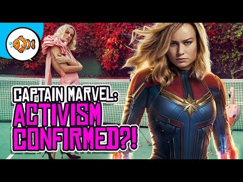 Captain Marvel: ACTIVISM CONFIRMED?! Brie Larson Says Yes! Mp3