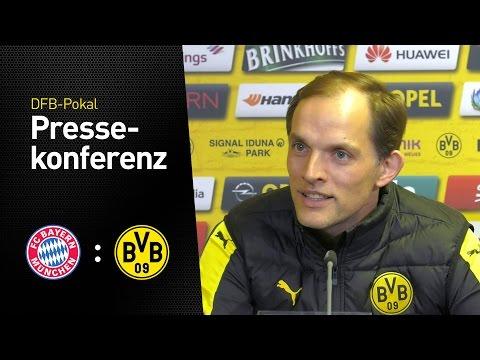 Thomas Tuchel: Das Momentum liegt bei uns   FC Bayern München - BVB
