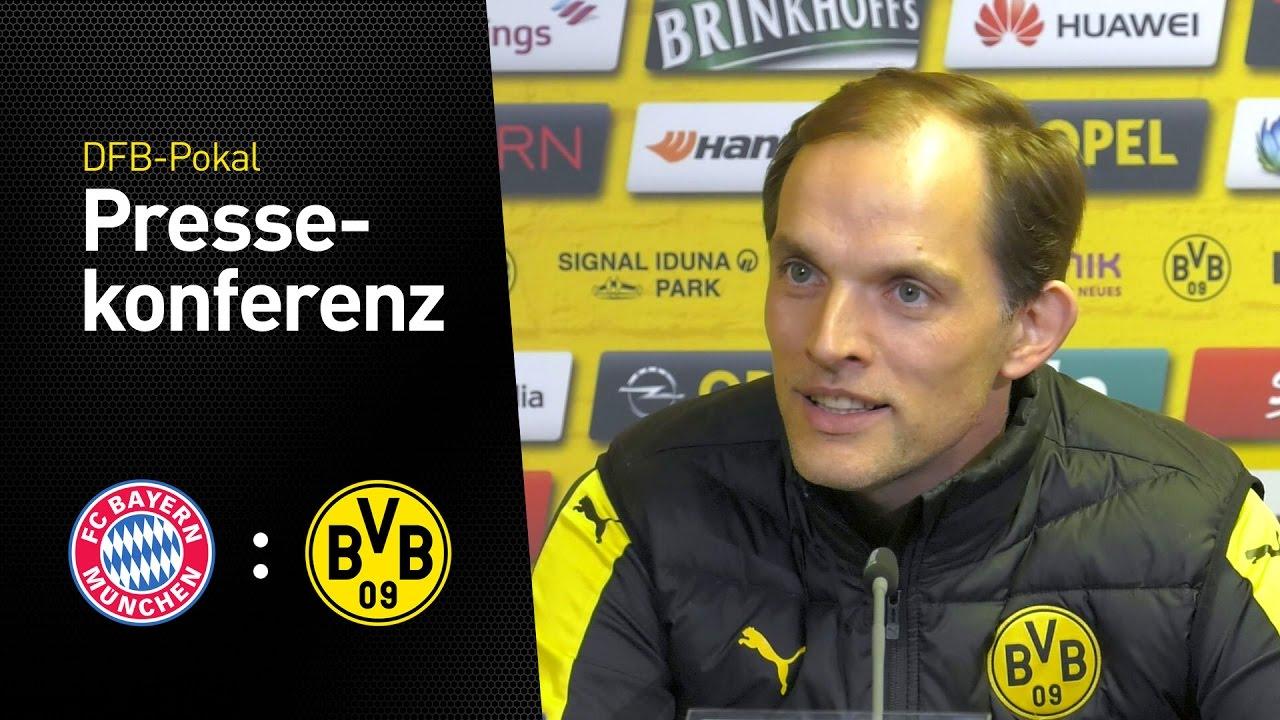 Thomas Tuchel: Das Momentum liegt bei uns | FC Bayern München - BVB