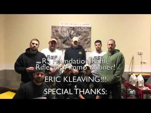RSF Riffle & Ammo Raffle