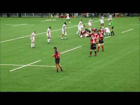Résumé du match Oyonnax / CA Brive - Saison 2017/2018 - Top 14 (14/04/18) - HD