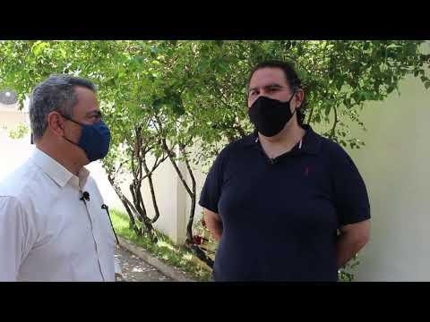 Entrevista com Juliano Brito sobre o CONEPE