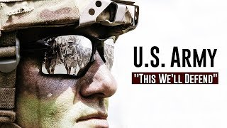 """U.S. Army / United States Military Power 2019 