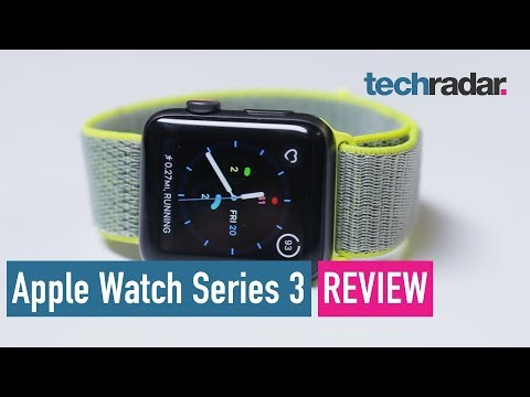 Download Youtube: Apple Watch Series 3 review