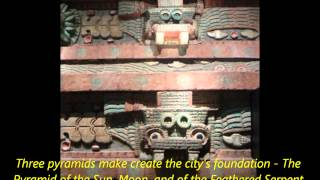 Ancient Aliens Mysterious Place Teotihuacan City of the Gods